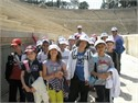 The 32nd Primary School of Pireas, the 2nd Primary School of Agia Varvara and the 3rd Primary School of Athens at Panathenaic Stadium