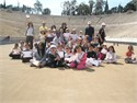 The 131st & 26th Primary School of Athens and the 16th Primary School of Peristeri at Panathenaic Stadium