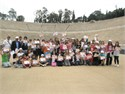 The 2nd Primary School of Orhomenos and the 5th & 11th Primary School of Agia Paraskevi at Panathenaic Stadium